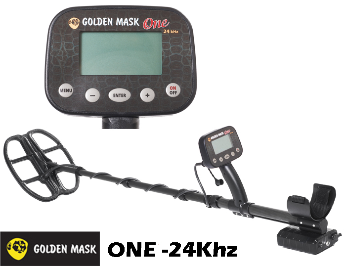 Metal detector Golden Mask ONE - 24Khz